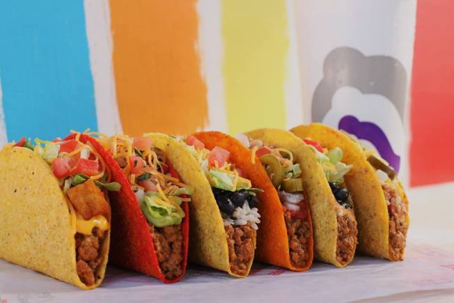 Taco Bell Giving Away Free Tacos Tuesday