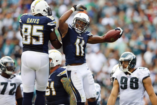 Chargers at Eagles: Now THAT Is More Like It!