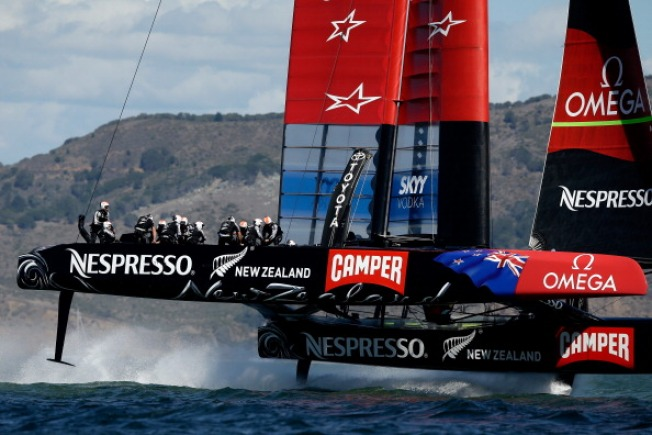 San Diego Is in Race for America's Cup 2017