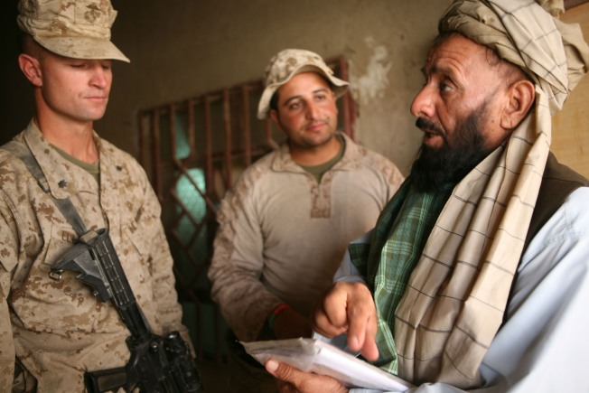 U.S. Making Progress in Afghanistan: New Report