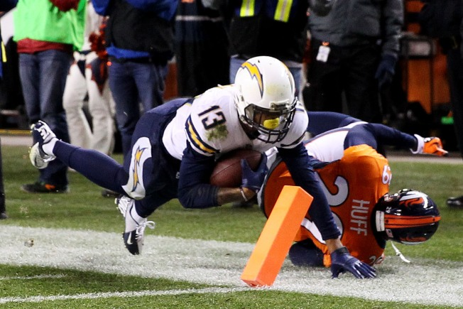 Keenan Allen 'Mugged' In New York