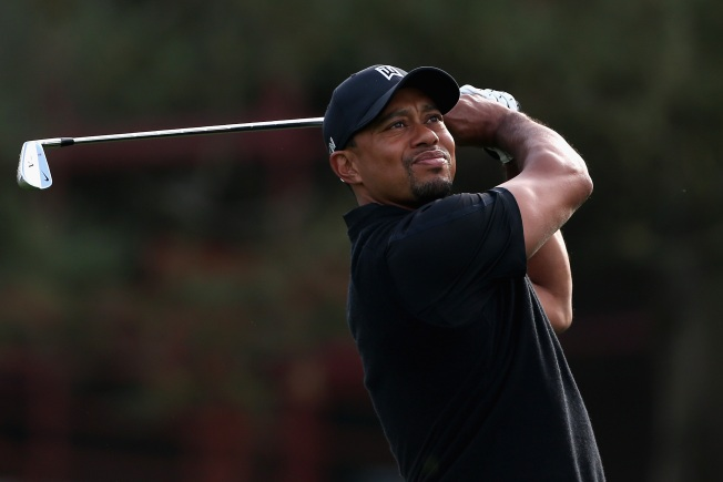 Tiger Woods Flames Out At Torrey Pines