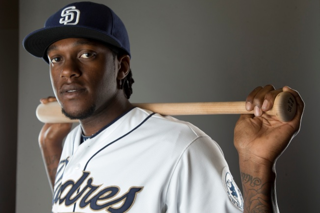 San Diego Padres' Cameron Maybin Out for Months