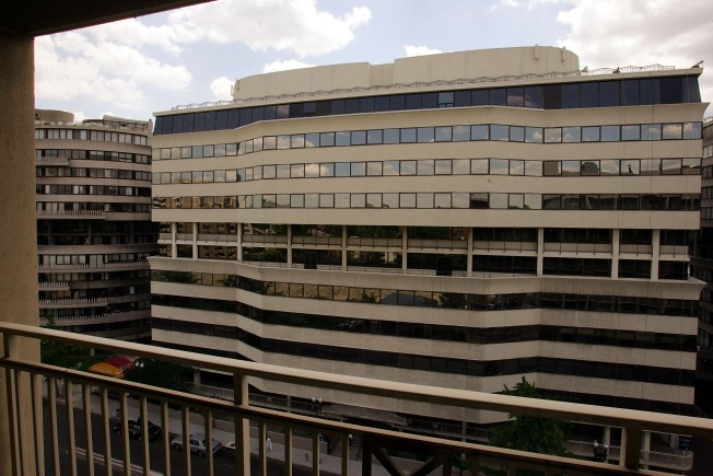 Watergate Hits the Auction Block