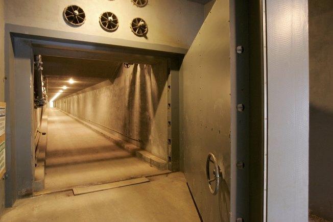 Secret Cold War Bunker Goes Bust