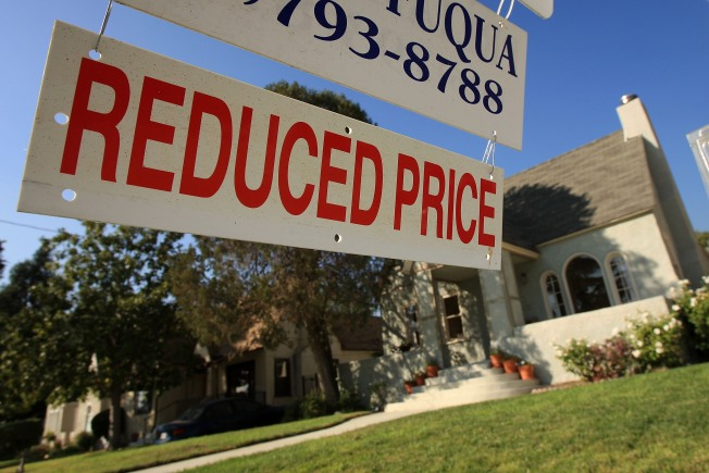 Some Home Prices Hit 20-Year Lows