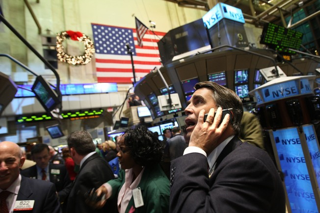 Dow Dives to Lowest Close in More Than 6 Years