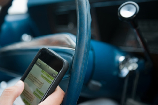 Text This : 'Motion Skills' For Teen Drivers
