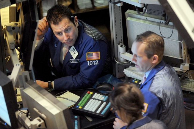 Dow Shoots Up 240 Points Marking Third Day of Gains