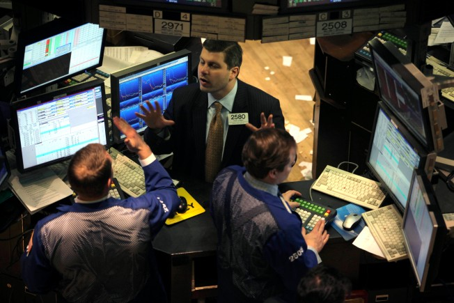 Whiplash Defines Wall Street Quarter