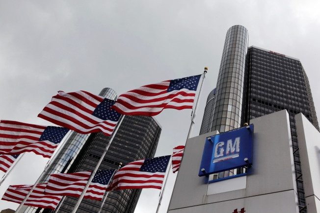 GM Clears Roadblock on Liability Claims