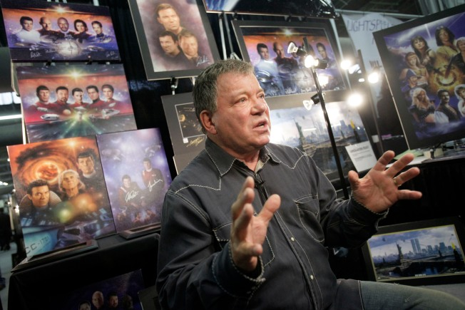 Holy Shatner! The Curse of the Twitcom