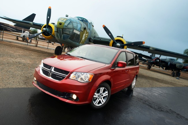 Chrysler Aims to Be Next Big Comeback Story