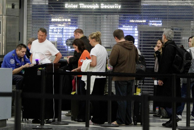 Airport Scanners Mostly Safe, Says New Study