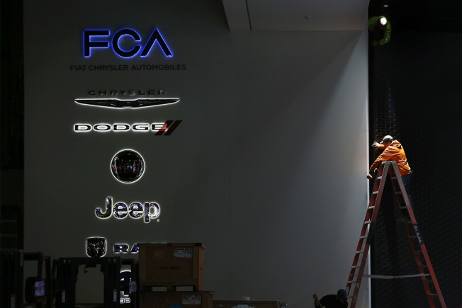 Fiat Chrysler Recalling 1.9M Vehicles for Air Bag Defect