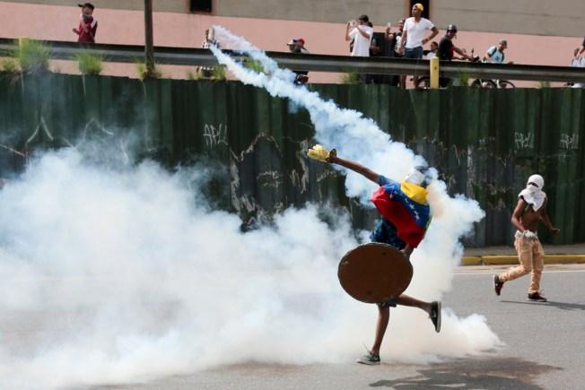 [NATL-MIA] Anti-Government Protests Continue in Venezuela