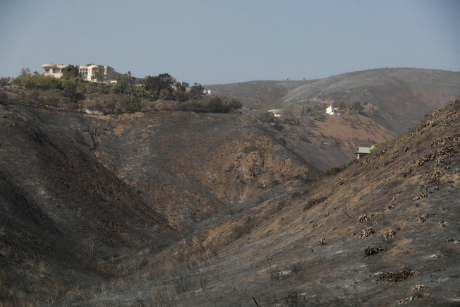 Woolsey Fire Update: Wildfire Containment Grows to 96 Percent