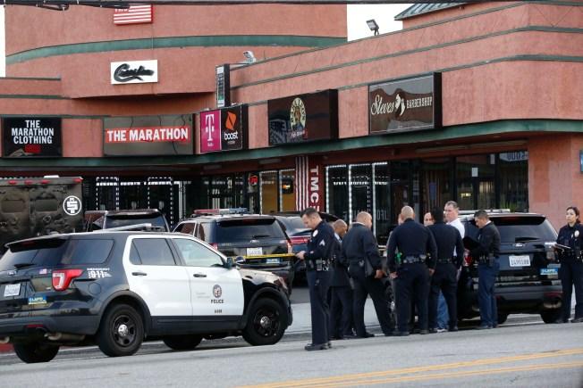 LA Man Wounded Alongside Nipsey Hussle Released From Jail