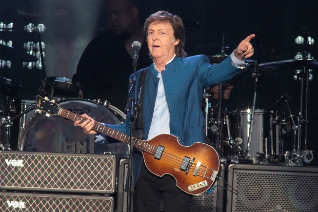 Paul McCartney Sues Sony/ATV Over Beatles Song Copyright Ownership