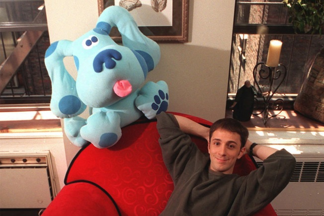 Hey It's Steve! 'Blue's Clues' Star Returns With New Children's Album