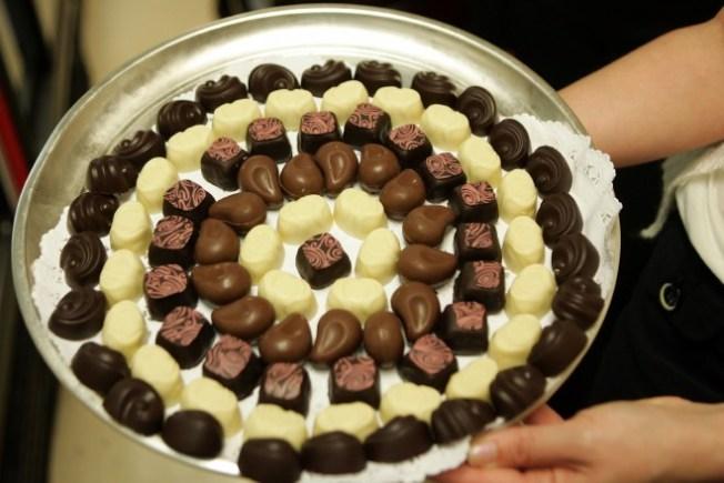 Top San Diego Chocolates