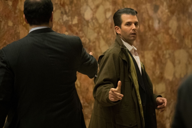 Trump Jr. Called a 'Disgrace' for Criticizing London Mayor