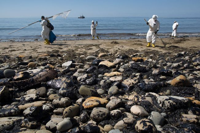 Evidence of the Oil Spill Was Obvious, But Was It a Crime?