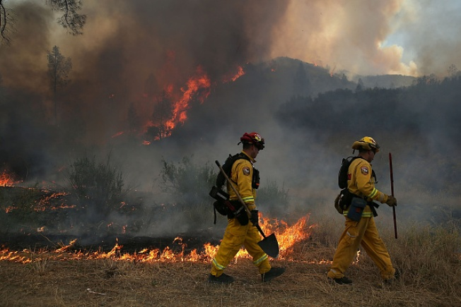 As El Nino Season Winds Down, CAL FIRE Hires Surge of New Firefighters to Prep for Upcoming Season