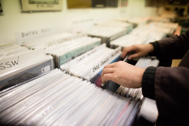 'Wax Friday' for San Diego Record Shops