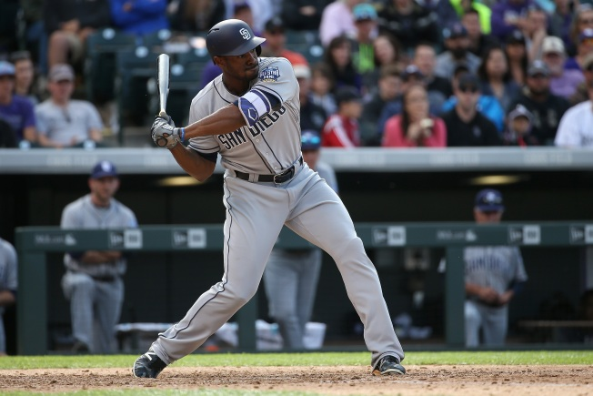 Blash Returns to Padres
