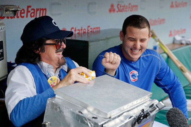 Celebrities Who Cheer for the Chicago Cubs