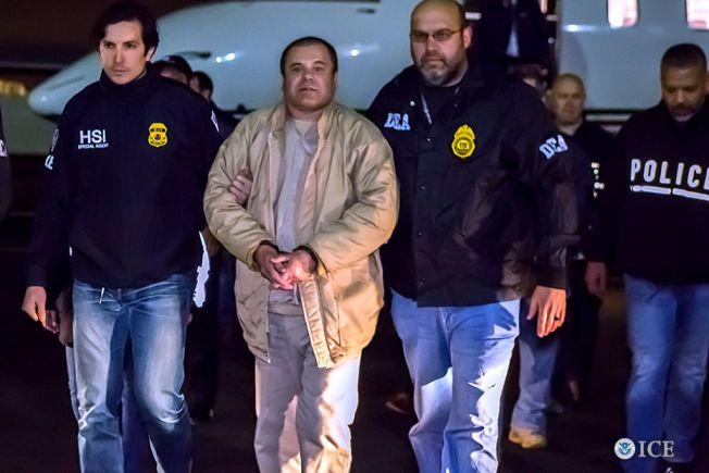 'El Chapo' Tells Judge He Won't Testify at US Trial