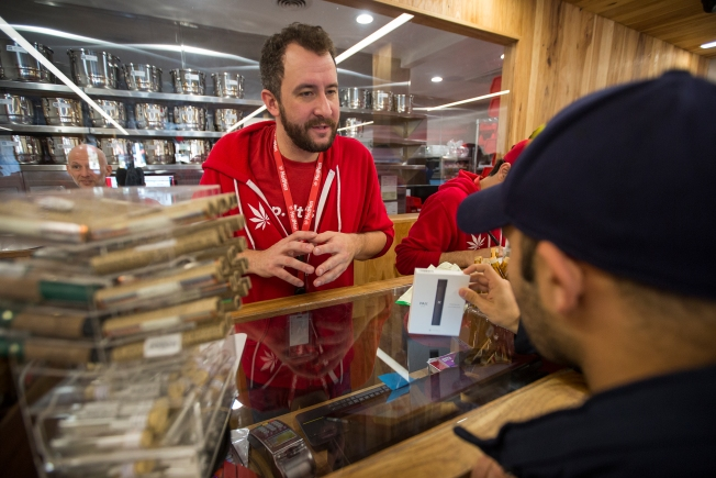 Pot Industry Frets, Then Shrugs Off Jeff Sessions' New Policy