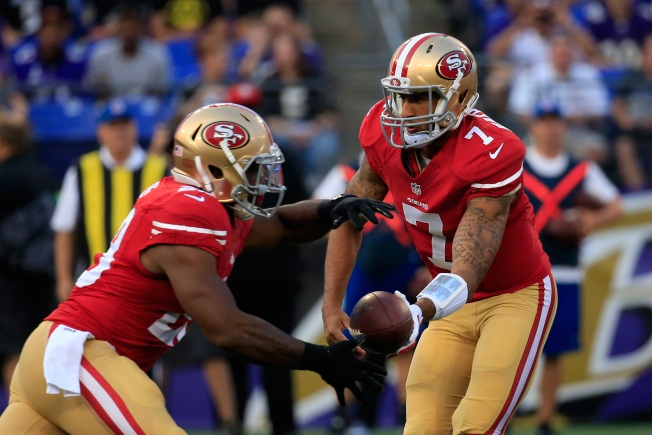 Niners' Hyde Already Looks Like a Major Contributor in 2014