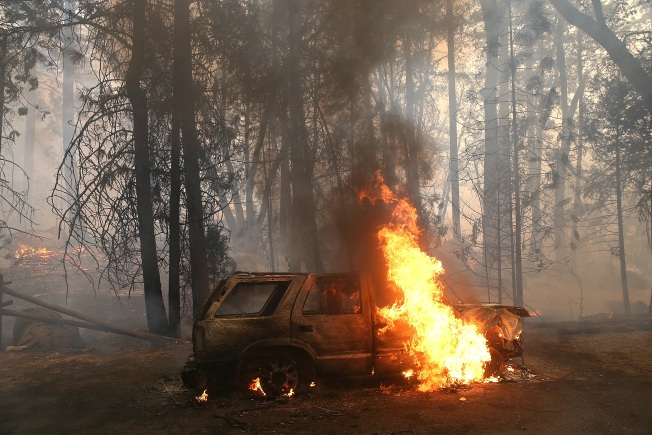 Rim Fire 84% Contained, Full Containment by October
