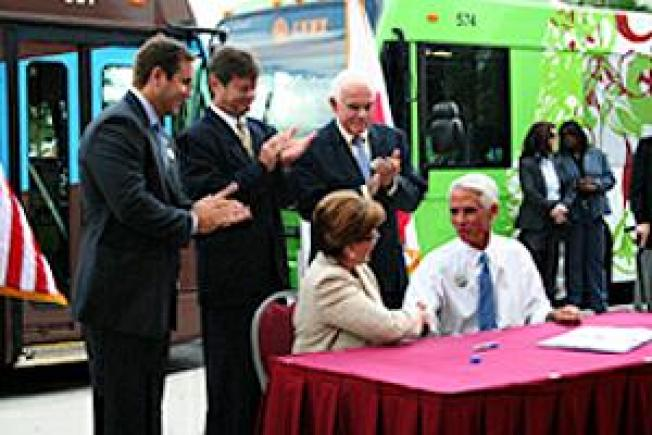 Biodiesel the Fuel of Choice for Orlando Public Transit