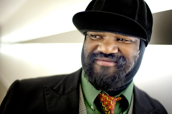 Gregory Porter at Symphony Hall