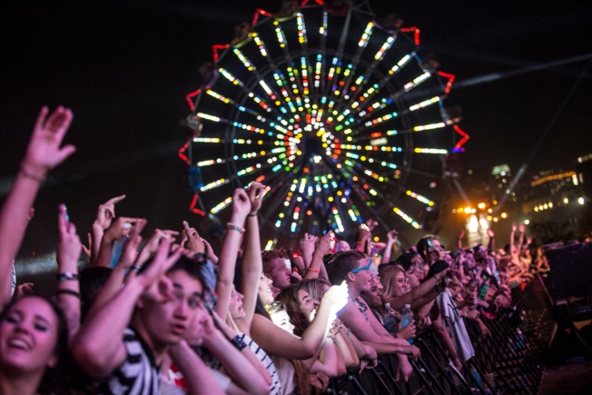 Two Die of Suspected Overdoses at HARD Music Festival