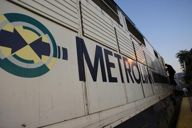 Man and Horse Killed by Metrolink Train