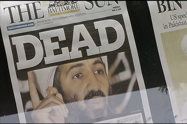 Bin Laden Killed by U.S. Commandos