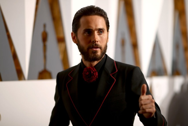 Jared Leto Joins 'Blade Runner' Sequel Cast