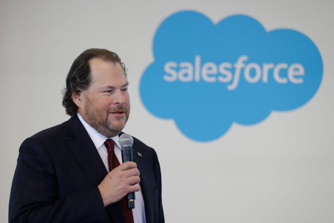 Salesforce Buying Tableau Software in $15.7B All-Stock Deal