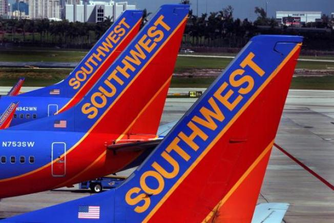 Southwest Grounds Flights in SoCal