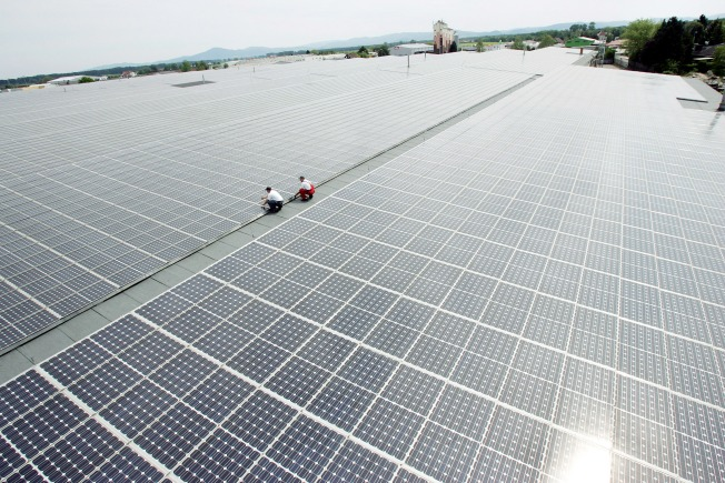 Solar Struggles for U.S. Market