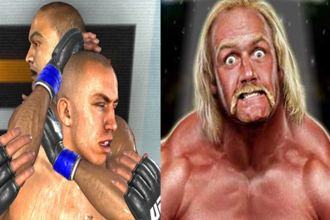 MMA vs. Pro Wrestling: You Decide