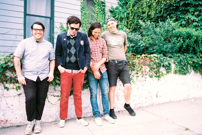 Beach Slang: The Next Great American Band