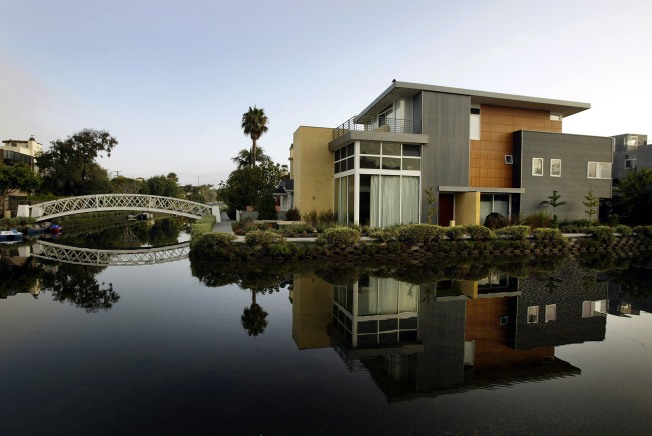 Luxury Home Prices Fall in LA, SD, SF