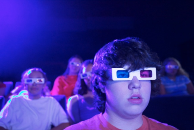 Blood and Guts in 3D Coming Soon to Your Home Theater