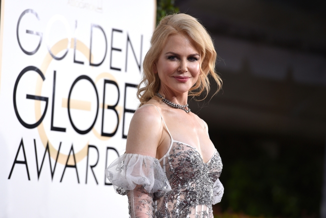 Kidman Says Comments About Trump Support Weren't Endorsement