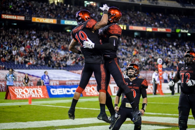 SDSU Football Finishes Season Ranked 25th in Both National Polls
